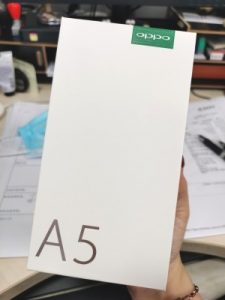 Original Oppo A5 4G Mobile Phone Android 9.0 Smart phone 6.2 In 3/4 GB RAM | 32/64 GB ROM photo review