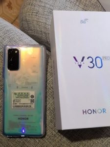 Original Huawei Honor V30 Pro 5G Mobile Phone Android 10.0 Smart phone 6.57 In 8 GB RAM | 256 GB ROM photo review