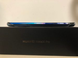 Original Huawei Mate 30Pro 5G Mobile Phone Android 10.0 Smart phone 6.53 In 8 GB RAM   128/256/512 GB ROM photo review