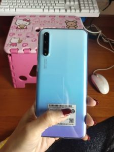 Original Huawei Enjoy 10S 4G Mobile Phone Android 9.0 Smart phone 6.39 In 6/8 GB RAM | 128 GB ROM photo review
