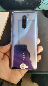 Original OPPO Reno ACE 4G Mobile Phone Android 9.0 Smart phone 6.5 In 8/12 GB RAM   128/256 GB ROM photo review